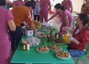 Rèn kỹ năng sống- Văn hóa buffet cho trẻ mầm non